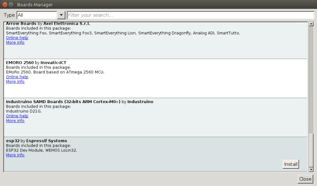 arduino-ide-board-esp32 – Mi blog lah!