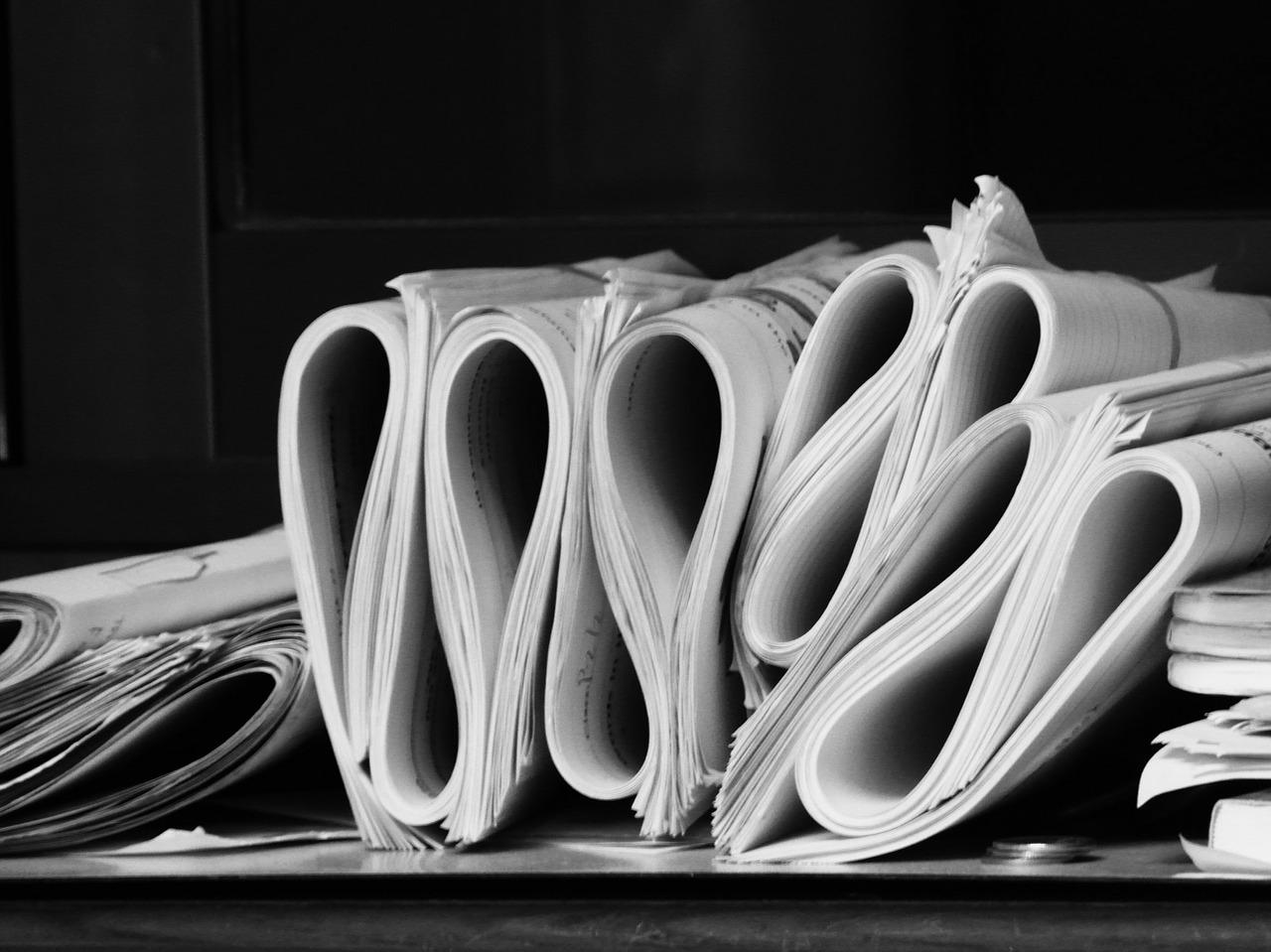 bookkeeping paperwork help