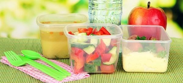 Tu comida se merece un recipiente saludable