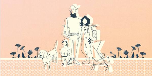 ASÍ REDUCE EL PLÁSTICO ESTA FAMILIA MULTIESPECIE