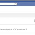 Facebook: Prepreci prikaz svojega FB profila v Google iskalniku