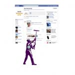 Kako odstraniti vse naenkrat s Facebook zida?