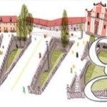 Plecnik: First Slovenian Google Doodle