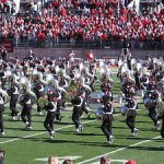 Viral video: OSU Marching band like to play video games