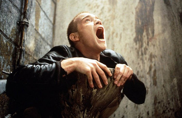 Trainspotting astinenza