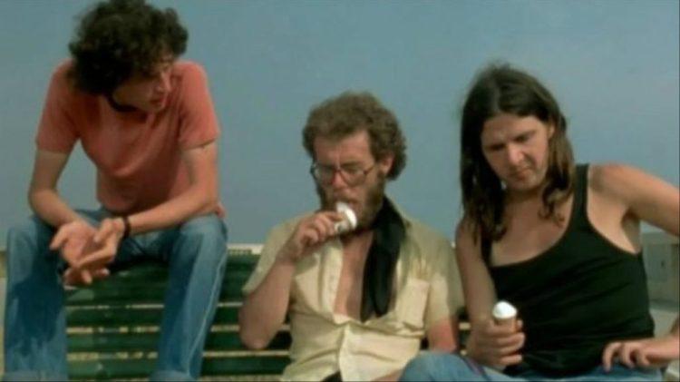 Amore tossico, scena del film