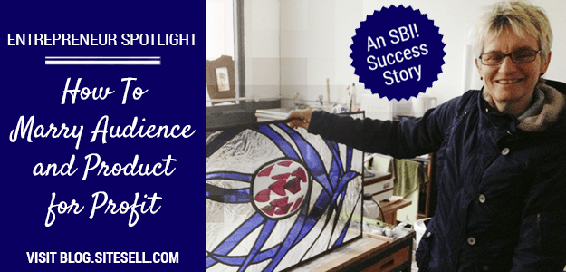 Entrepreneur Spotlight: How to Marry Audience and Product for Profit (An SBI! Success Story)