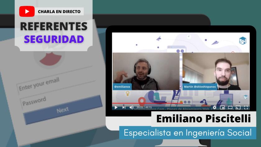 Captura Youtube de Emiliano Piscitelli y Martín Di Luzio