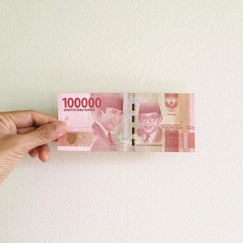 Ide Barang Keren yang Bisa Dibeli dengan Uang 100 Ribu