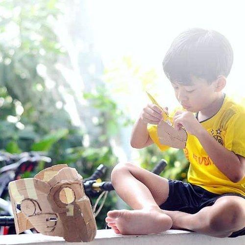 Blog Sitta Karina - Cara Melatih Konsentrasi Anak