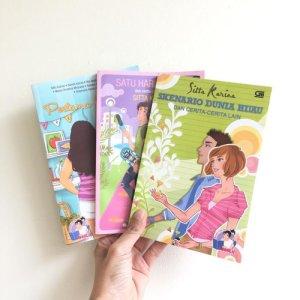 Blog Sitta Karina - Buku Kumpulan Cerpen Remaja Menginspirasi
