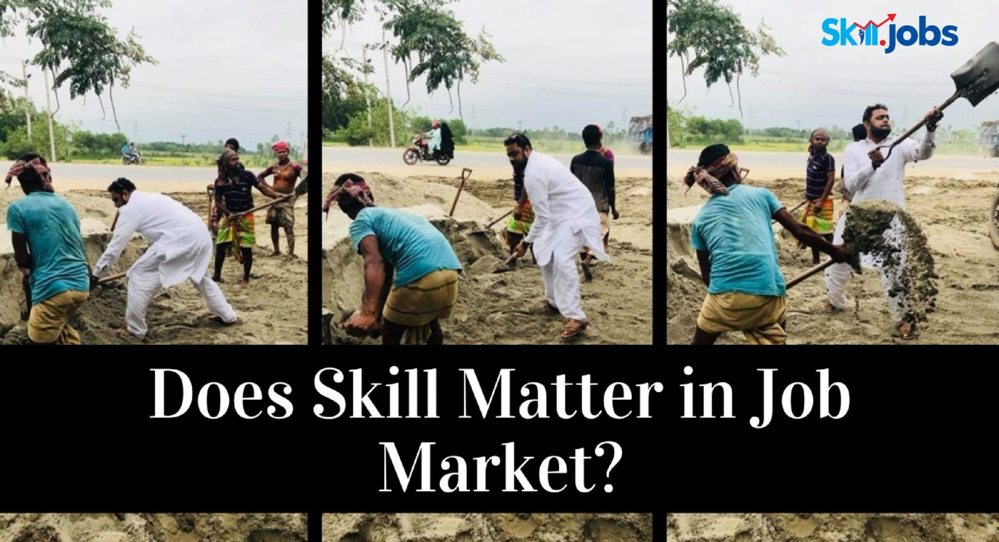 Does Skill Matter in Job Market?