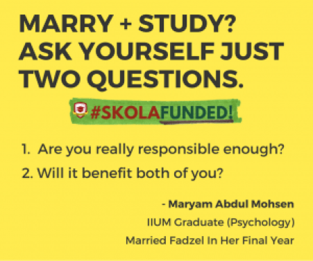 Maryam's Questions For Young Couples