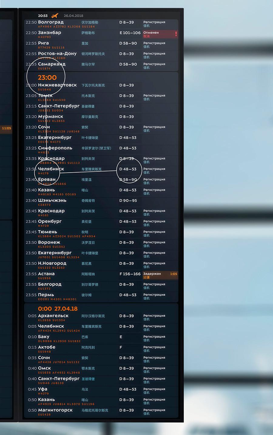 Flights hour | Skooldio Blog - จบปัญหาดู Flight ยาก! หา Gate ไม่เจอ! เคสจริงการปรับ 4  ดีไซน์ง่ายๆ ของสนามบินใหญ่ที่สุดในรัสเซีย ที่ทำให้นักท่องเที่ยวปลื้ม