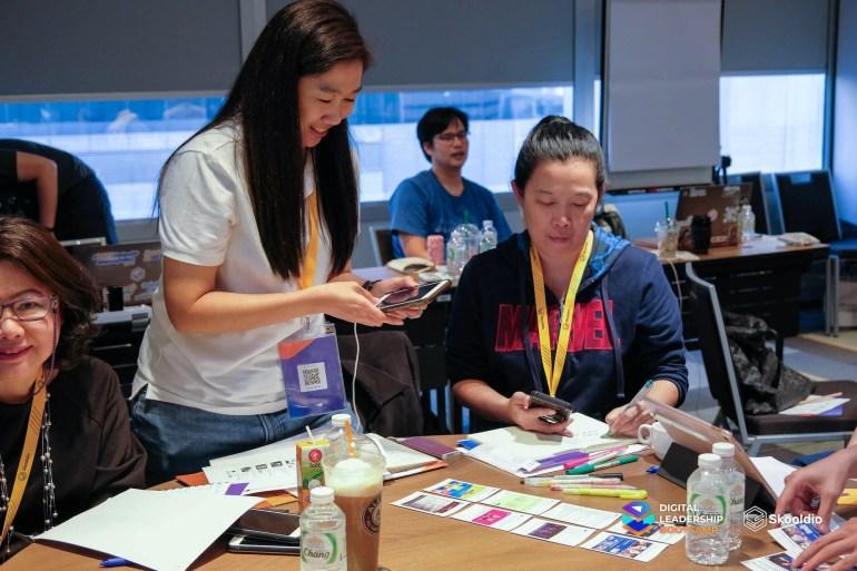 Ideate process in design thinking | Skooldio Blog - พลิกธุรกิจ Event Organizer ในวันที่ทุกงานโดนยกเลิก: Mindset ผู้บริหาร กับบทบาทของ Design Thinking ในองค์กร