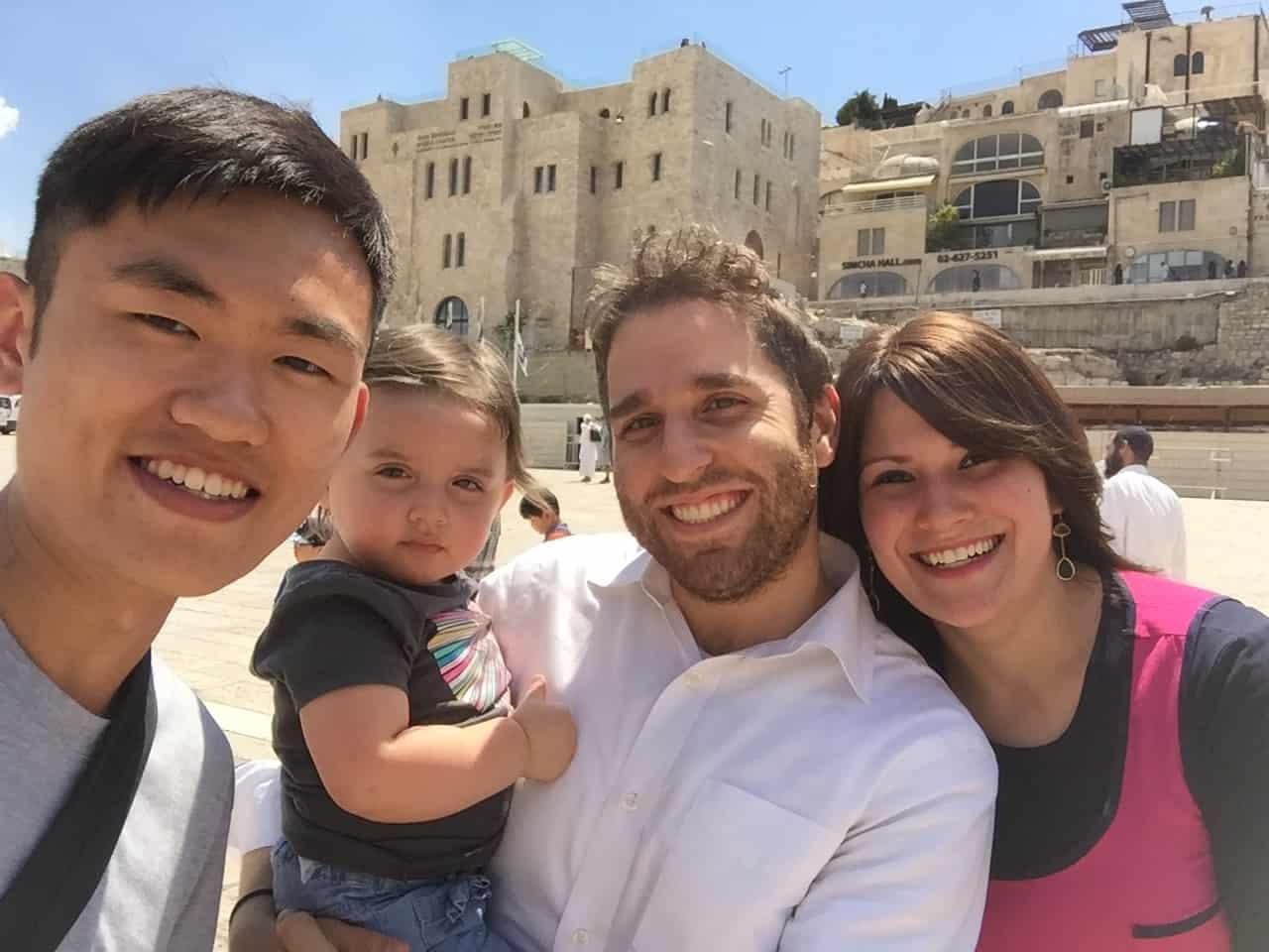 【志工:教育部青發署以色列國際志工】黃品豪:舒適圈外,我的真實以色列