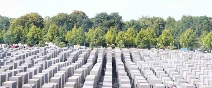 Eine Berlinerin über das Holocaust-Mahnmal in Berlin