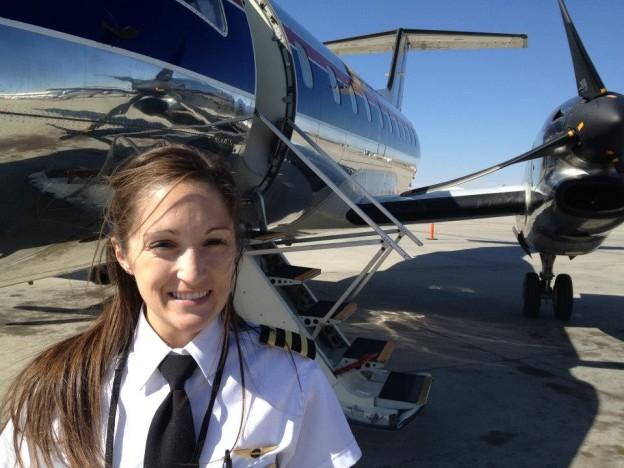How I Became A SkyWest Pilot Julie Hafen