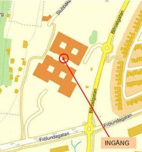Fässbergs Mariagård, Mölndal