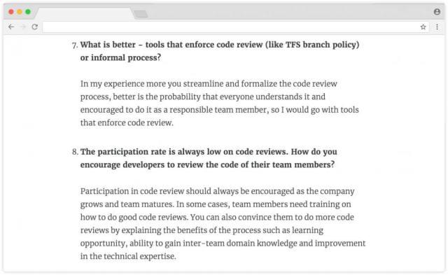 Screenshot from Jayesh Kawli's blog