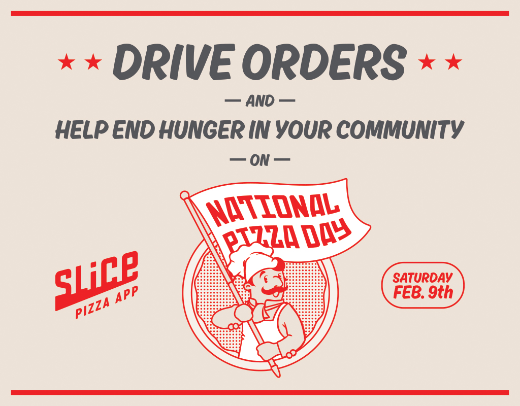 Slice National Pizza Day Promotion