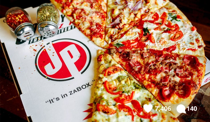 Johnny's Pizza Toppings
