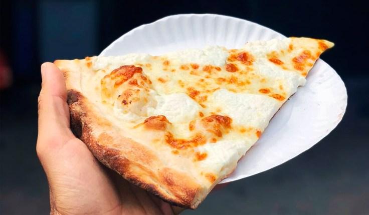 Joe's Pizza New York Village White Slice