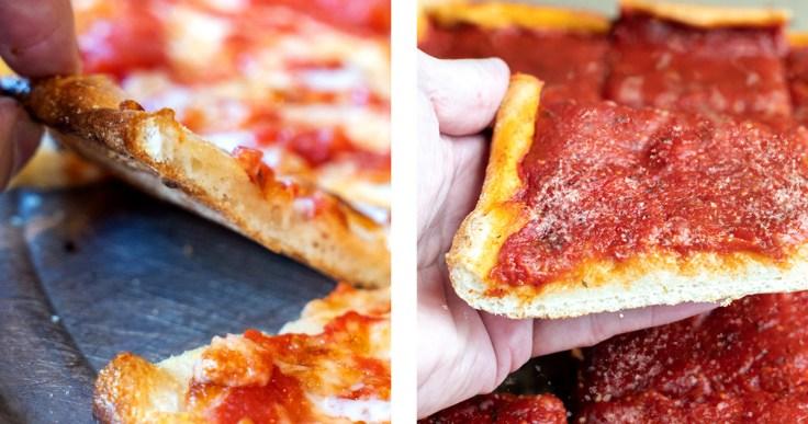 Trenton Philly Tomato Pie Crust