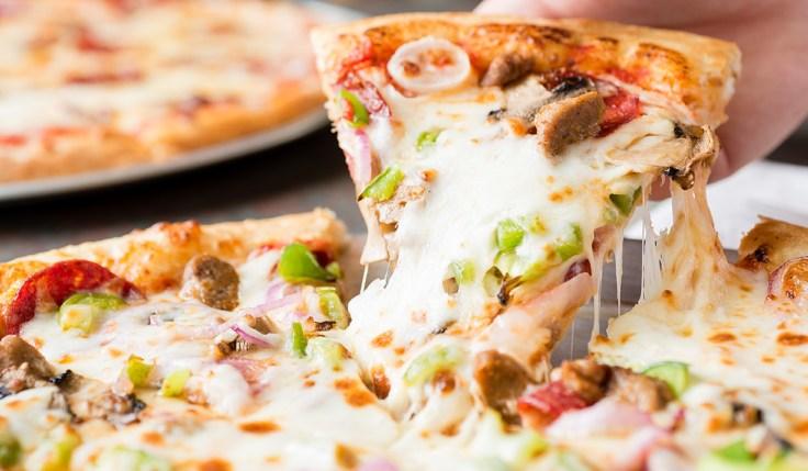 Cheesy Pizza Pull