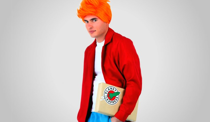 Futurama Costume Fry Halloween