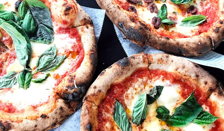Pittsburgh Driftwood Pizza Pies