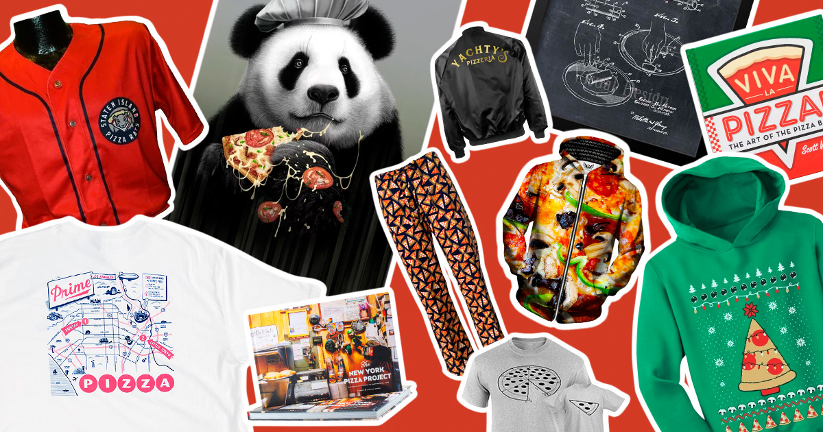 Pizza Holiday Gift Guide
