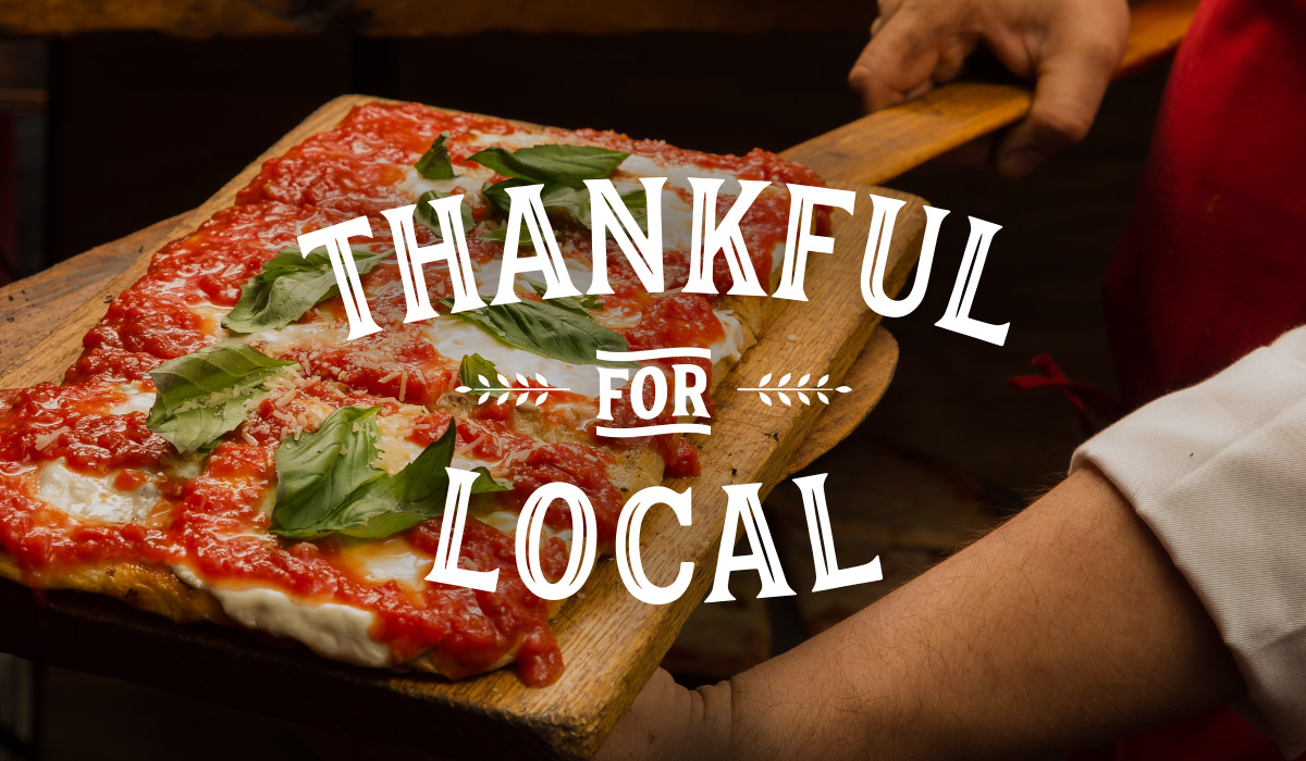Slice Thankful For Local