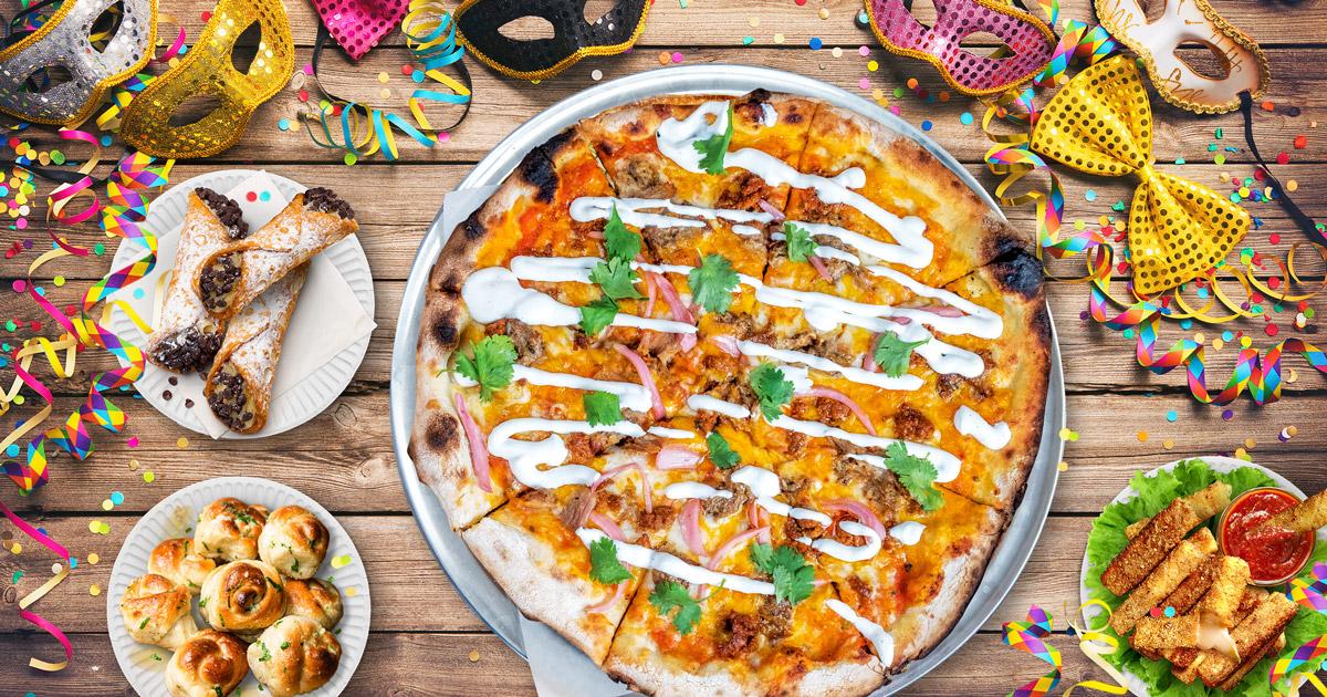 Mardi Gras Pizzeria