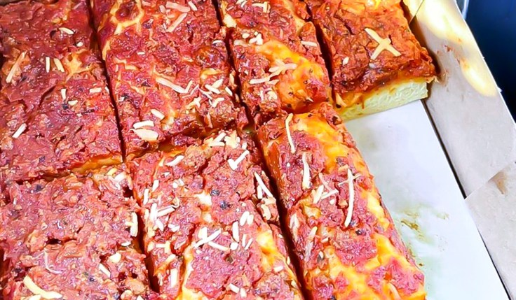 Scachatta pizza