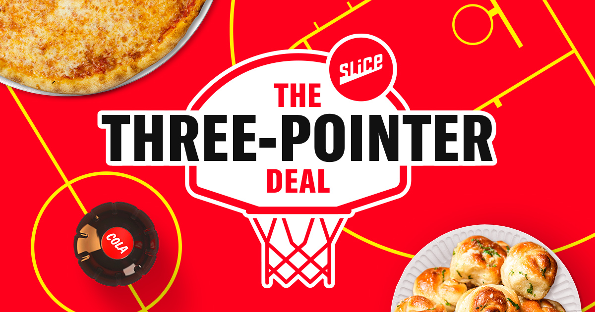 Slice Three Pointer Deal