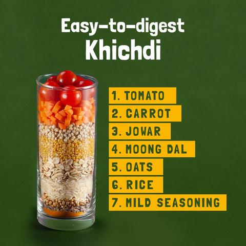 Ingredients by which the Slurrp Farm Khichdi is made