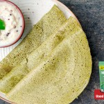 Sprouts And Millets Dosa