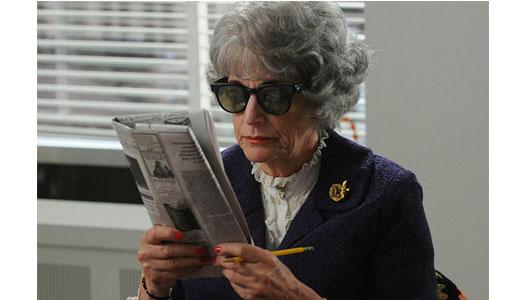 6650ff65d20 6. Ida Blackenship – Ray Ban Original Wayfarer Sunglasses. Ida Blackenship