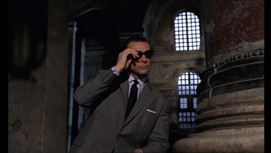 James bond sunglasses