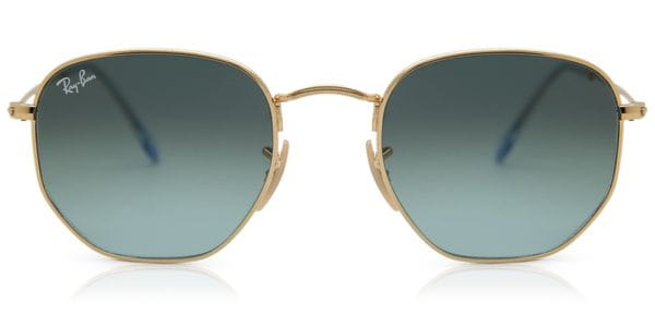 ray-ban, hexagonal, sunglasses