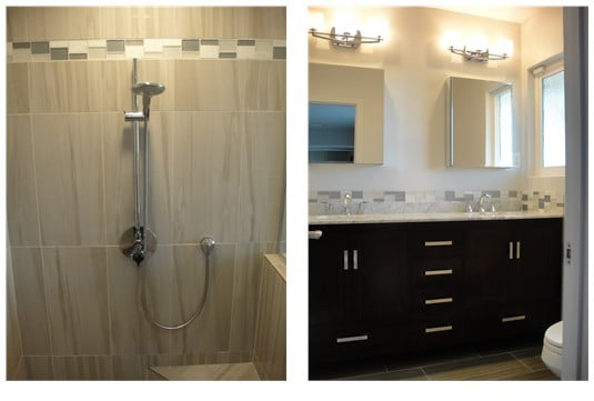 Bathroom Vanity Electrical Outlet Height 12 remodeling tips for your master bath retreat - smartdraw blog