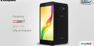 Coolpad Dazen 1 launch