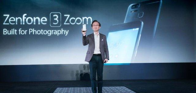 Asus follows the dual camera trend, announces ZenFone 3 Zoom