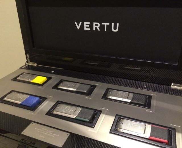 Vertu-collection