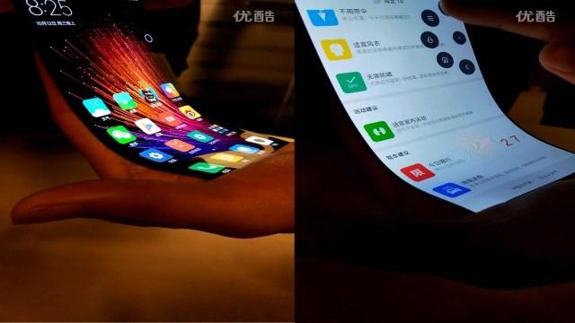 xiaomi-foldable display