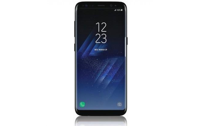 Samsung Galaxy S8 press img