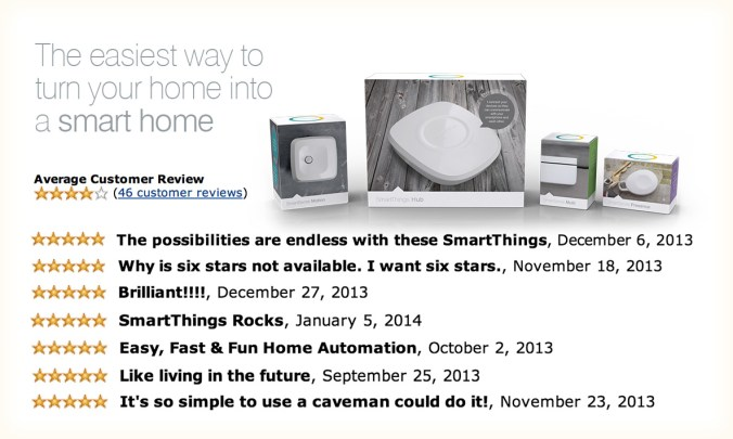 Home Security Cameras Reviews: Smartthings Home Security Review
