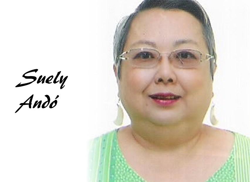 "Poema ""VIVENDO E APRENDENDO"" por Suely Andó"
