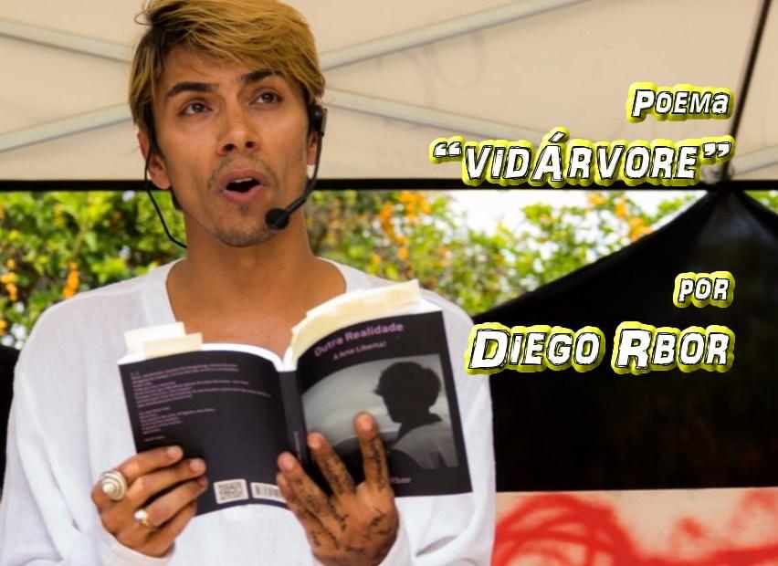 """04 - Poema """"vidÁrvore"""" por Diego Rbor - Pílulas de Poesia"""